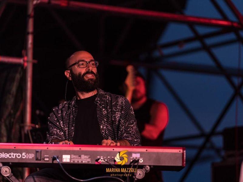18 luglio 2019 - Goa Boa Festival - Porto Antico - Genova - Ghemon in concerto