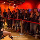 30 settembre 2015 - La Feltrinelli - Genova - showcase di Dolcenera