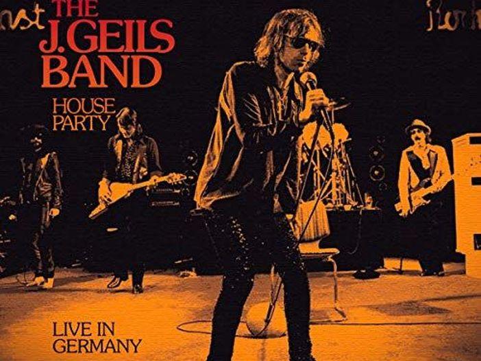 J.Geils Band, un gruppo con le note in regola