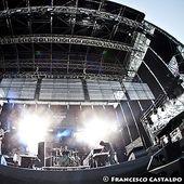 3 agosto 2012 - Castello Scaligero - Villafranca di Verona (Vr) - Aucan in concerto