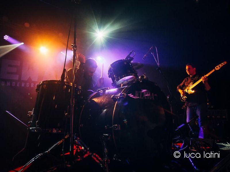 31 marzo 2016 - New Age Club - Roncade (Tv) - Battles in concerto
