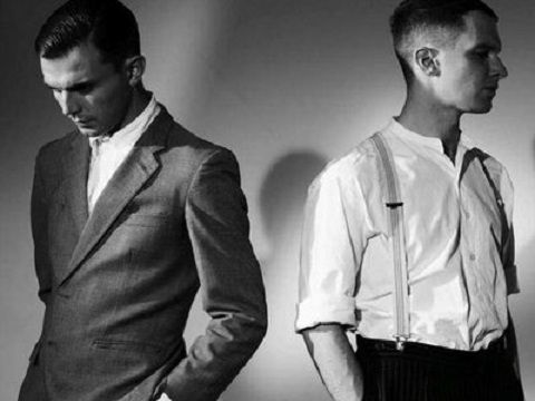Hurts announced their second album, 'Exile'