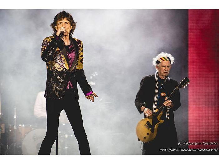 Rolling Stones, la band svela i suoi rituali prima di salire sul palco - VIDEO
