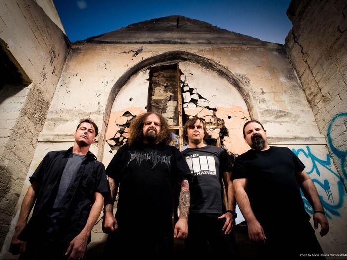 Concerti: Napalm Death il 22 agosto live a Brescia