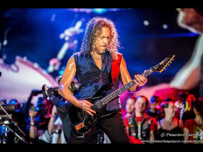 Kirk Hammett: ascolta 'Heart and Soul', la nuova traccia di Michael Schenker (UFO, Scorpions) in collaborazione con il chitarrista dei Metallica – LYRIC VIDEO