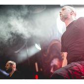 3 dicembre 2016 - Alcatraz - Milano - Meshuggah in concerto