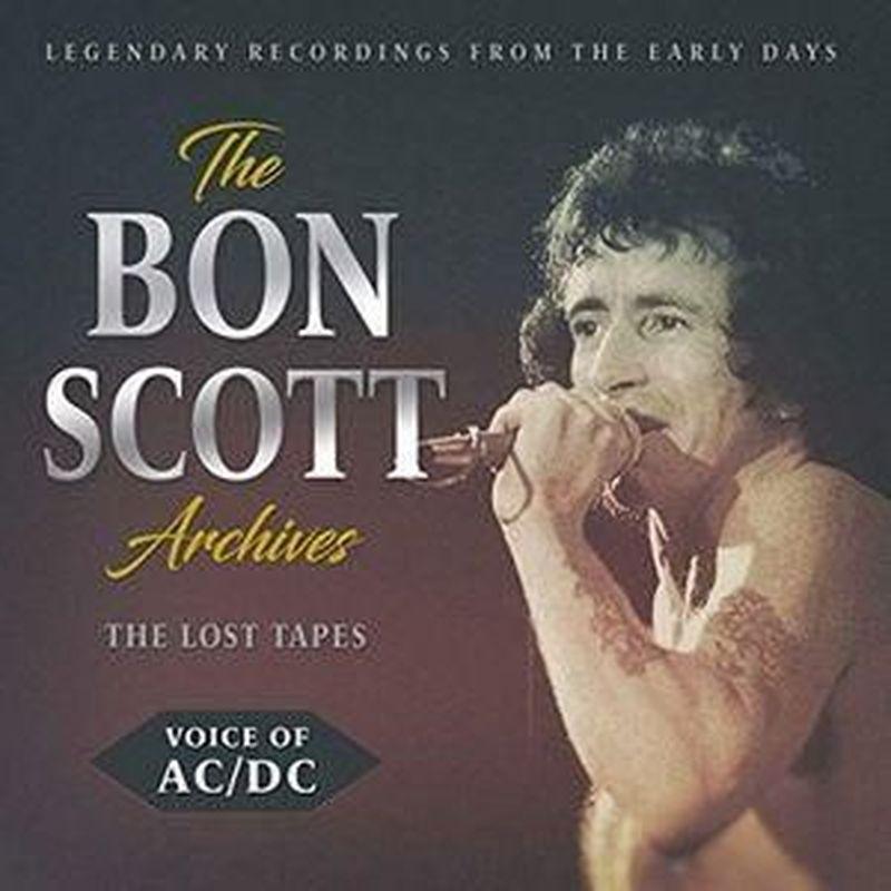 AC/DC, in arrivo un cofanetto con inediti di Bon Scott con la sua prima band