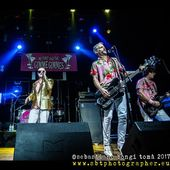 15 febbraio 2017 - The Cage Theatre - Livorno - Me First And The Gimme Gimmes in concerto