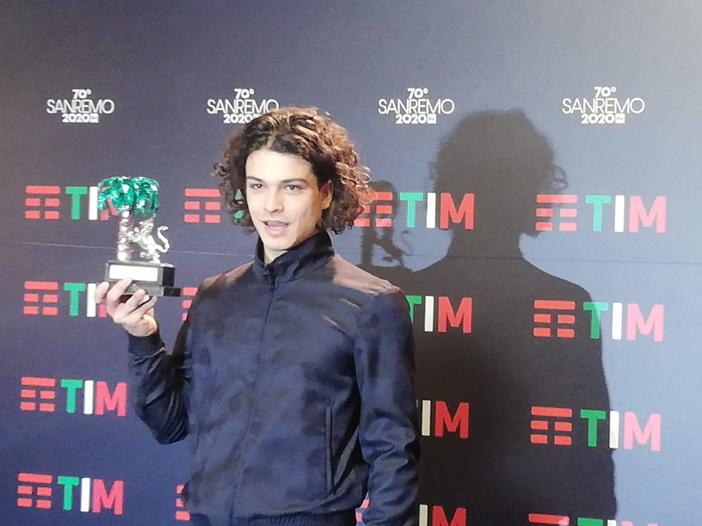 Sanremo 2020, Leo Gassmann: 'Essere uniti è il punto di forza'