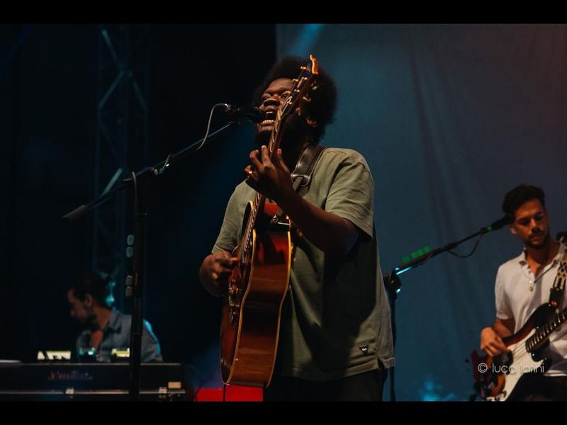 9 luglio 2019 - Sexto 'Nplugged - Piazza Castello - Sesto al Reghena (Pn) - Michael Kiwanuka in concerto