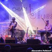 9 luglio 2021 - Chiari Blues Festival - Chiari (Bs) - Thom Chacon in concerto