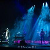 6 giugno 2013 - Teatro Carlo Felice - Genova - Cristiano De André in concerto