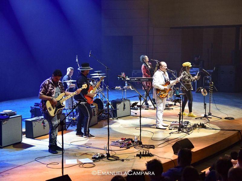 10 luglio 2019 - Teatro Dal Verme - Milano - Men at Work in concerto