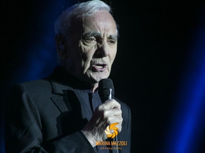 Addio a Charles Aznavour
