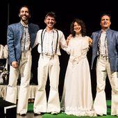 14 febbraio 2014 - Teatro della Tosse - Genova - Angela Baraldi in concerto