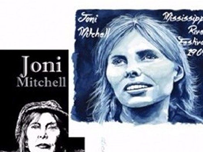 Joni Mitchell 'sta tornando'. Parola di James Taylor