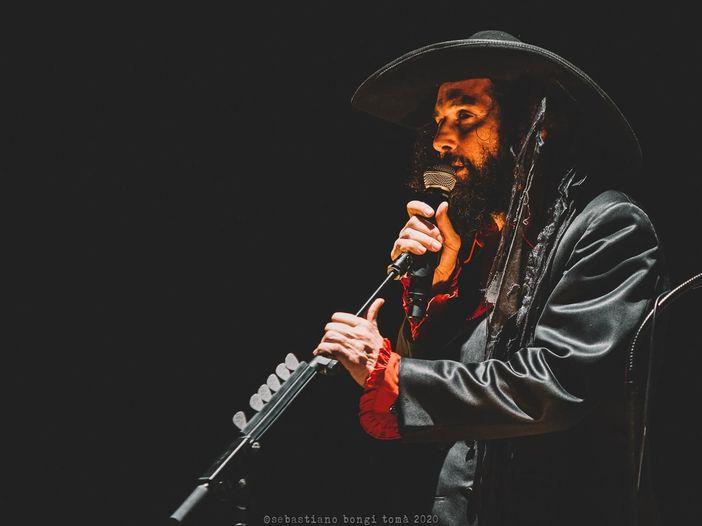 Concerti 2020, Vinicio Capossela: il tour teatrale è posticipato. Le nuove date