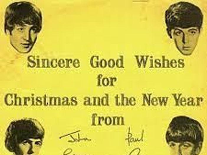Beatles, i dischi di Natale per il fan club: 1963. Ascolta