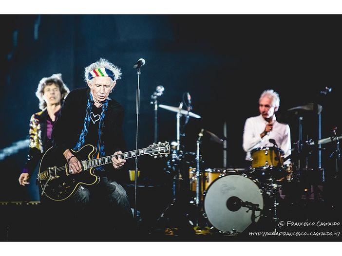 """Keith Richards: """"I 60 anni degli Stones? Mi regalo una nuova sedia a rotelle"""""""