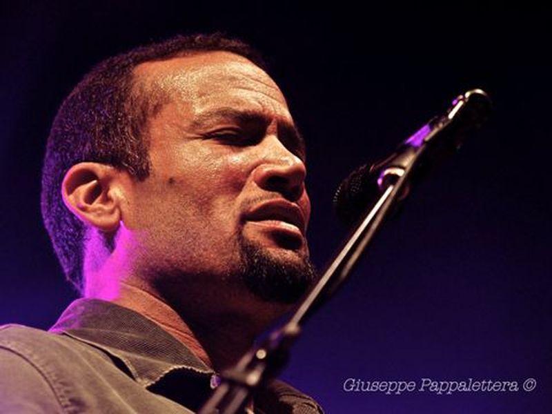 29 Luglio 2011 - No Borders Music Festival - Piazza Unità - Tarvisio (Ud) - Ben Harper in concerto