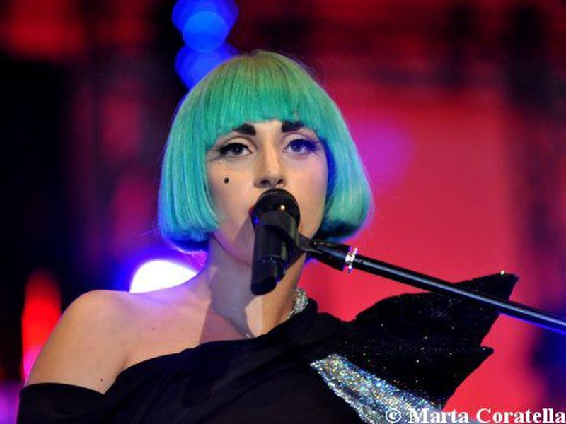 11 Giugno 2011 - EuroPride 2011 - Circo Massimo - Roma - Lady Gaga in concerto