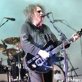 9 luglio 2012 - Rock in Roma - Ippodromo delle Capannelle - Roma - Cure in concerto