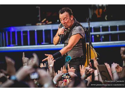 Bruce Springsteen pubblica una cover inedita dei Rolling Stones