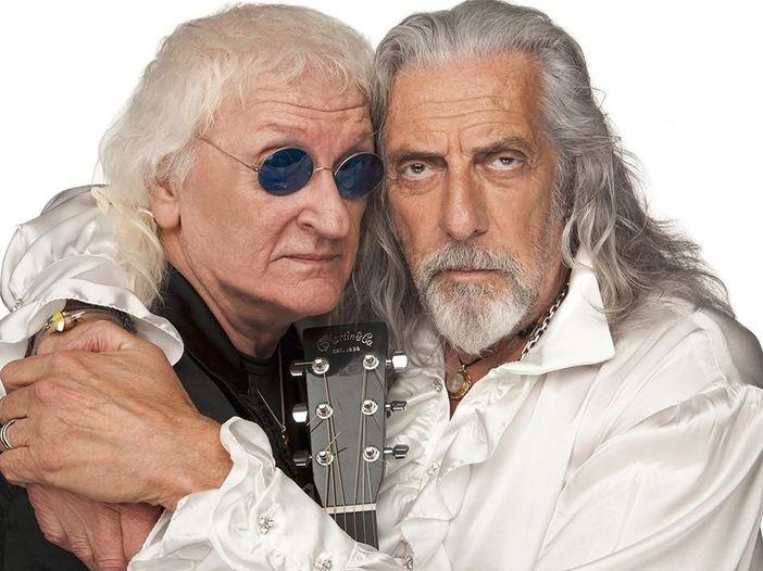 Shapiro e Vandelli, a Firenze il debutto del tour di 'Love & Peace' - SCALETTA / FOTO