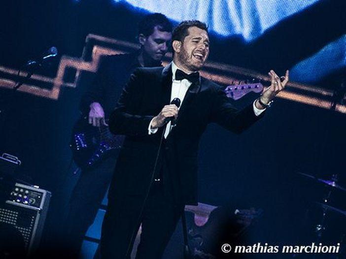 Michael Bublé, non solo canzoni natalizie
