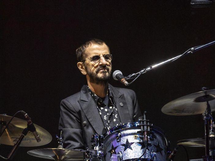 Lezioni di batteria offresi. Docente: Ringo Starr