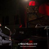 4 luglio 2015 - Anfiteatro Umberto Bindi - Santa Margherita Ligure (Ge) - Renzo Rubino in concerto
