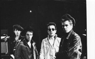 The Clash, 40 anni di 'London Calling': le foto di Pennie Smith