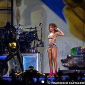 12 Dicembre 2011 - MediolanumForum - Assago (Mi) - Rihanna in concerto