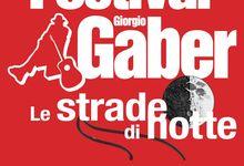 Festival Gaber: al via da Camaiore la quattordicesima edizione