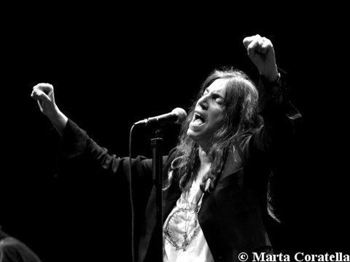 Patti Smith e i Rolling Stones: 'Se c'è qualcosa che mi ha spinto a formare una rock'n'roll band, sono stati loro'