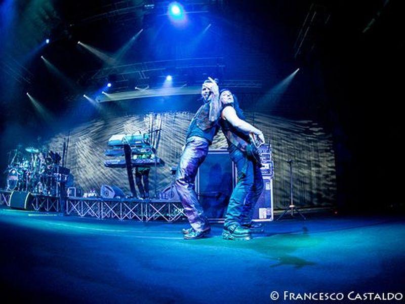 13 gennaio 2015 - Alcatraz - Milano - Litfiba in concerto