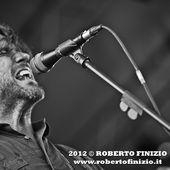 13 giugno 2012 - Rock in IdRho 2012 - Carroponte - Sesto San Giovanni (Mi) - Hot Water Music in concerto