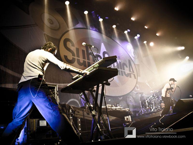 27 aprile 2012 - UnipolArena - Casalecchio di Reno (Bo) - Subsonica in concerto