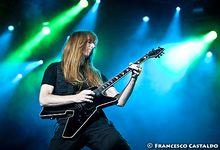 Manowar, l'ex chitarrista Karl Logan condannato a 25 anni di prigione
