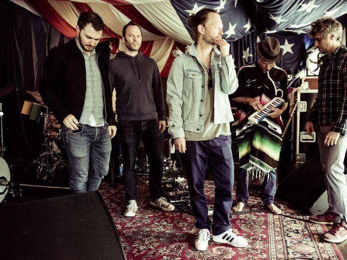 Atoms For Peace (Thom Yorke), album in uscita il 28 gennaio