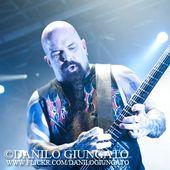 18 giugno 2013 - ObiHall - Firenze - Slayer in concerto