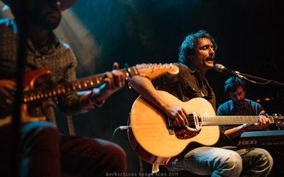 21 dicembre 2019 - The Cage Theatre - Livorno - Marco Cocci in concerto