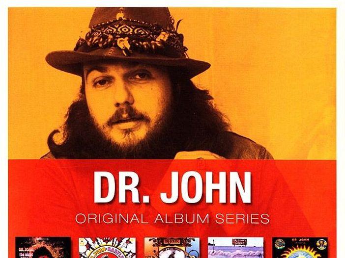 Dr. John, in arrivo un album postumo