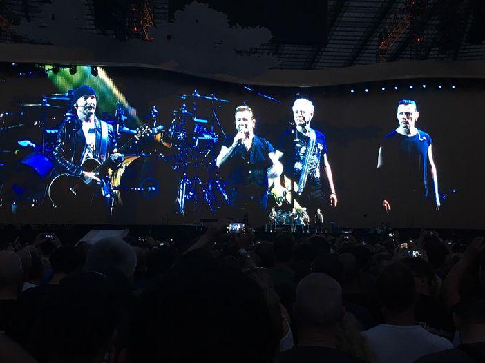 U2 in concerto a Roma. Alle 16.00 aprono i cancelli.