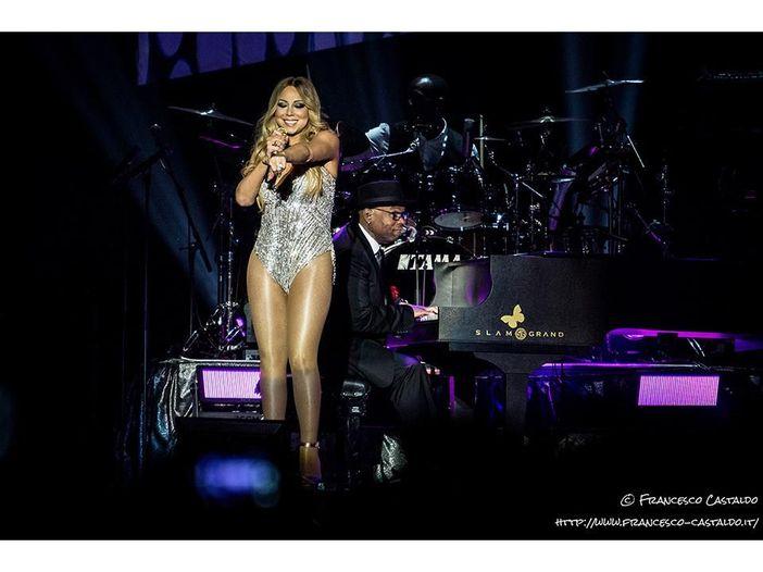 Mariah Carey lavora fino alle 5 del mattino per il nuovo album