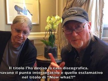 """Deep Purple - Ian Paice e Roger Glover raccontano """"inFinite"""""""