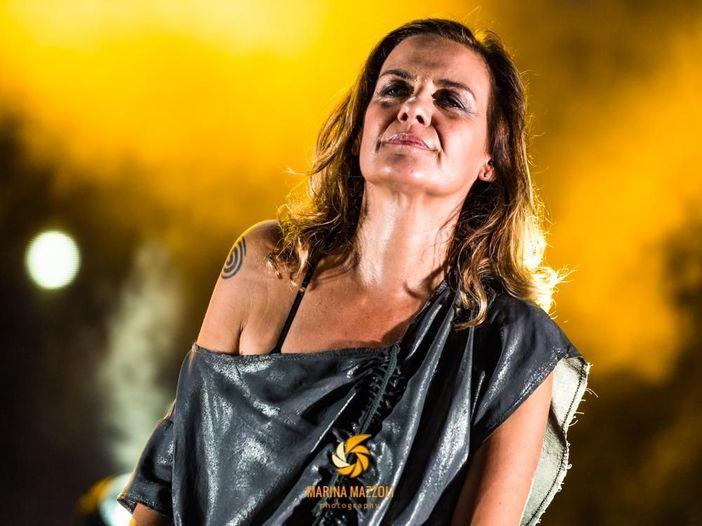 Irene Grandi si schiera contro la censura al festival di Sanremo