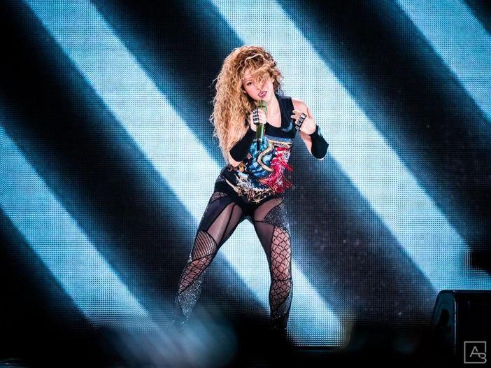 Shakira:'La lupa che è in me vuole essere libera dai limiti della società'