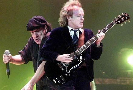 AC/DC contrari ai reality musicali: 'Il mestiere non si impara così'