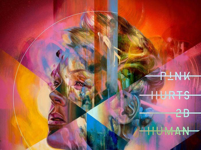 Pink, ecco la tracklist del nuovo album 'Hurts 2b Human': la copertina